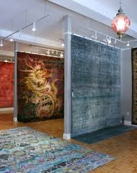 luxury rug gallery art to walk on is among the first in the u s to present the newest offerings from award winning designer rug companies