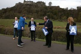 Alex Salmond and Alba Party members in spelling woe at election ...