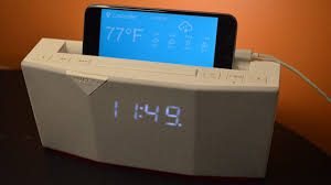 beddi smart alarm clock review a smart start to your day with beddi s connected alarm clock cnet