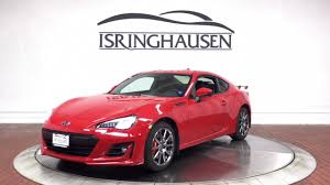 subaru brz red limited. Plain Red 2017 Subaru BRZ Limited With Performance Package In Pure Red  602496 To Brz R