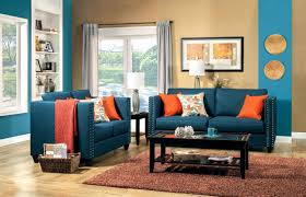 blue living room furniture ideas. Living Room Enticing Blue Design Ideas Light And Chocolate Brown Colour Furniture F