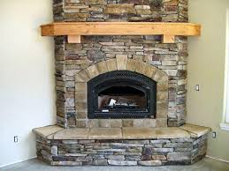 antique stone fireplace mantels for