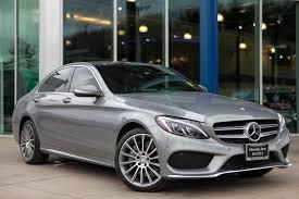 Pre-Owned 2015 Mercedes-Benz C-Class C 300 Sport 4dr Car in ...