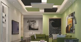 more 5 easy false ceiling designs for small living room india