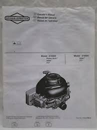 briggs amp stratton power built engine operator 039 s manual image is loading briggs amp stratton power built engine operator 039