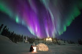Northern Lights Canada November 6 Ways To See Northern Lights In The Canadian Arctic
