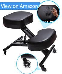 kneeling office chair. Sleekform Ergonomic Kneeling Chair M2 Review Office S