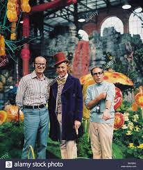 willy wonka and the chocolate factory year usa director stock photo willy wonka and the chocolate factory year 1971 usa director mel stuart gene wilder mel stuart shooting picture