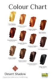 Desert Shadow Organic Hair Colours Colour