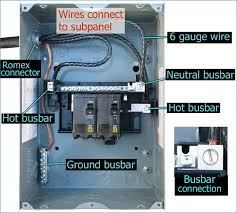 91 2bvybussxl sl1500 for square d breaker box wiring diagram 467 how to install a subpanel how to install main lug of square d breaker box wiring