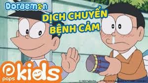 Doraemon Tập 215 - Dịch Chuyển Bệnh Cảm, Du Lịch Suối Nước Nóng - Hoạt Hình  Tiếng Việt