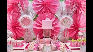 Cute Princess themed birthday party decorating ideas - YouTube