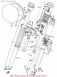 Yamaha yz400 petition 1976 usa front fork yz400c buy original rh cmsnl yamaha motorcycles electrical