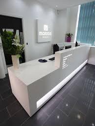 reception furniture design. isomi furniture projects morson reception design