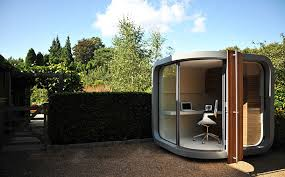 It's modular design enables speedy construction even in gardens with the  most difficult access.
