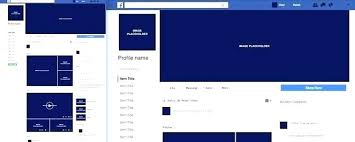 facebook page design template free feat page template business sketch app design free post templates to