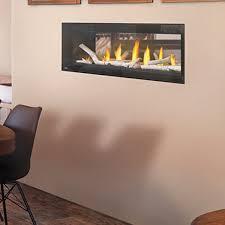 napoleon luxuria 50 see thru gas fireplace