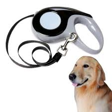 Led Lights For Dog Walking Us 7 71 19 Off High Quality Retractable Dog Leash Led Light Dog Walking Leash For Medium Large Dogs Reflective Leashes 3m 5m In Leashes From Home