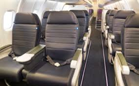 Delta Express Jet Seating Chart First Look Uniteds Quirky New Crj 550 One Mile At A Time