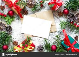 Blank Boxes To Decorate christmas blank greeting card in frame of fir branches 66