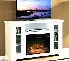 fake fireplace tv stand fake fireplace stand heater insert electric big lots
