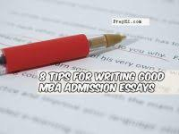 mba essay archives prepez 8 tips for writing good mba admission essays