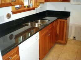 granite countertops with oak cabinets black granite with oak cabinets black granite countertops with honey oak