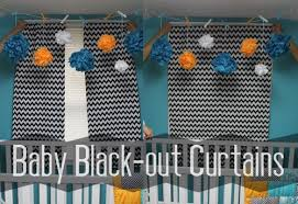 Blackout Shades For Baby Room Unique Inspiration Ideas