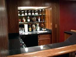 wall bar ideas in setup living room traditional basement half breakfast traditio
