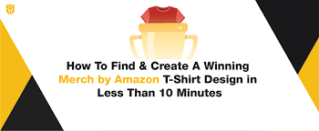 Creat A Shirt How To Find Create A Winning Merch By Amazon T Shirt Design In
