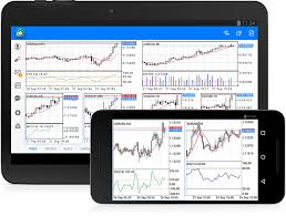Metatrader 5 Android Build 1372 Multiple Charts Now On