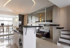 Small Loft Bedroom Disea O Elegante Loft Minimalista Ideas Decoracia3n Pisos Pequea Os