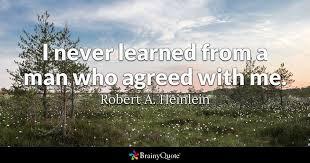 Robert Heinlein Quotes Unique Robert A Heinlein Quotes BrainyQuote