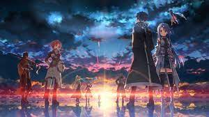 Sword Art games wallpapers