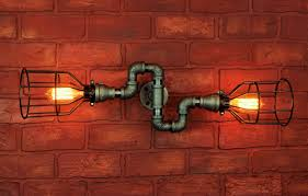 edison bulb wall lamps and sconces