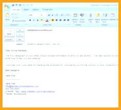 Sending Resume Email Samples Resume Email Format Administrativelawjudge Info