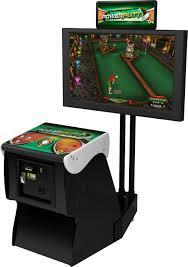 Golden Tee Cabinet Popular Videos Games With Golden Tee Golf 2012 Power Putt Jvl