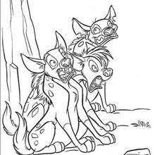 Small Picture The lion king mufasa and simba coloring pages Hellokidscom