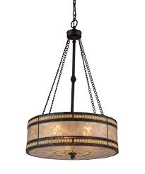 Tiffany Kitchen Lighting Remarkable Tiffany Style 6 Light Flush Rail Fixture For Fixtures Light