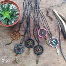 Dream Catcher Necklace Philippines