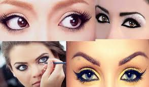 eye types makeup eye makeup ideas diffe eye shapes
