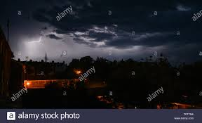 Brighton Night Light Parts Uk Lightning Stock Photos Uk Lightning Stock Images Alamy