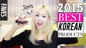 jen s 2016 top korean beauty s skincare makeup 2016년 베스트 한국 뷰티템들 you