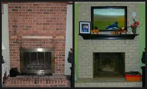 painting over brick fireplace fireplace designs redo brick fireplace ideas redo brick fireplace ideas
