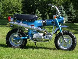 beautiful 1970 honda ct70 plus google com beautiful honda the one i had was the match for this one and from third grade to eighth i was the coolest kid at school since i rode it there daily