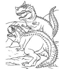 Free printable dinosaur coloring pages. Top 35 Free Printable Unique Dinosaur Coloring Pages Online