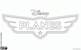 Planes Kleurplaten Planes Kleurboek Planes Kleurplaten Printen