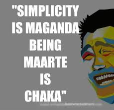 Beauty Quotes Tagalog Best Of Maganda Quotes Simplicity Quotes