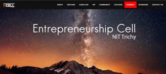 Image result for nitt entrepreneurship cell