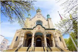 st nicholas ukrainian church and downtown chicago east bank club wedding 0019